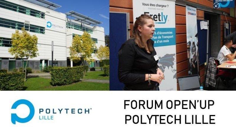 Relations écoles-entreprises Polytech Lille